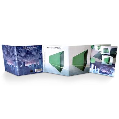 Eddie Jobson GREEN ALBUM / THEME OF SECRETS CD