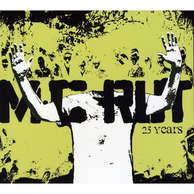 Middle Class Rut 25 YEARS (US) CD