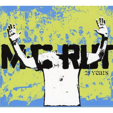 Middle Class Rut 25 YEARS CD - UK Release