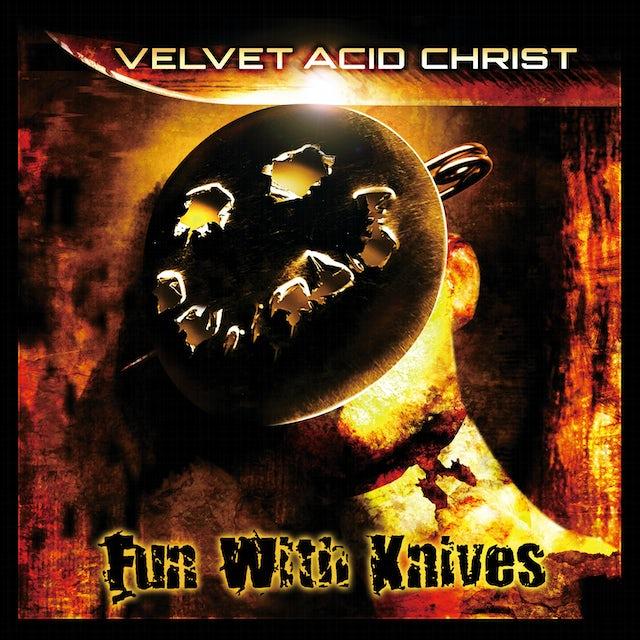 VELVET ACID CHRIST FUN WITH KNIVES Vinyl Record