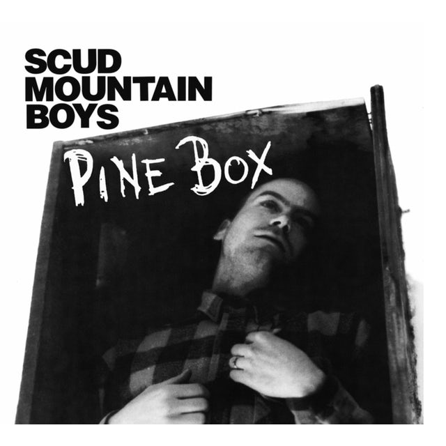 Scud Mountain Boys PINE BOX Vinyl Record