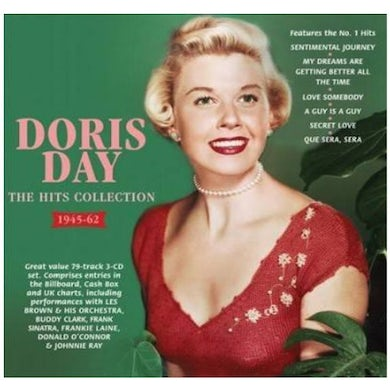 Doris Day HITS COLLECTION 1945-62 CD