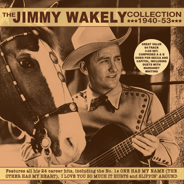 Jimmy Wakely COLLECTION 1940-53 CD