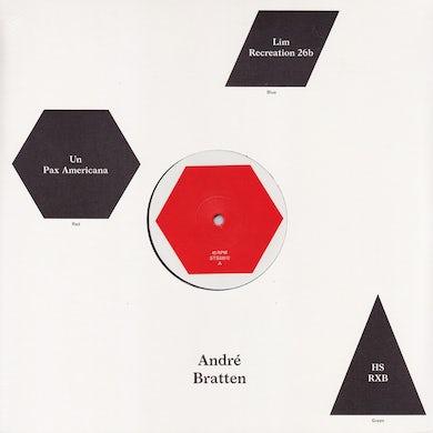 Andre Bratten PAX AMERICANA CD