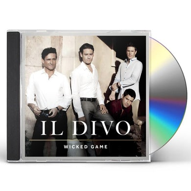 Il Divo WICKED GAME (GOLD SERIES) CD