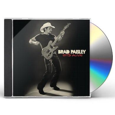 Brad Paisley HITS ALIVE (GOLD SERIES) CD
