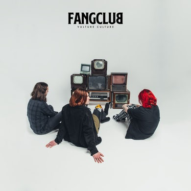 Fangclub VULTURE CULTURE CD