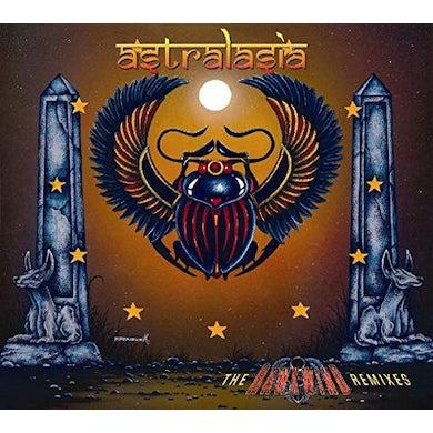 Astralasia HAWKWIND REMIXES REMASTERED CD