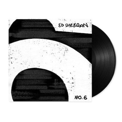 Ed Sheeran NO. 6 COLLABORATIONS PROJECT Vinyl Record