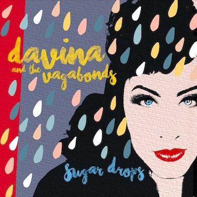Davina & The Vagabonds SUGAR DROPS Vinyl Record
