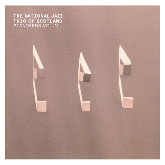 National Jazz Trio Of Scotland STANDARDS V Vinyl Record