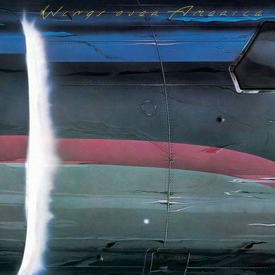 Paul McCartney & Wings OVER AMERICA CD