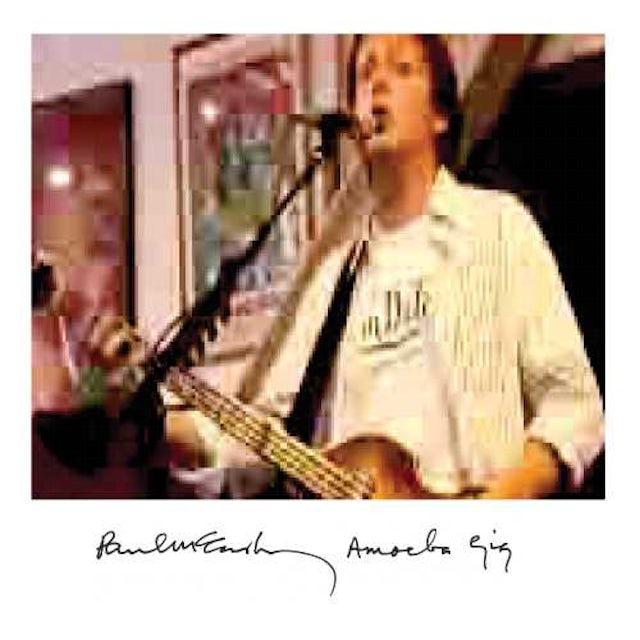 Paul McCartney AMOEBA GIG CD