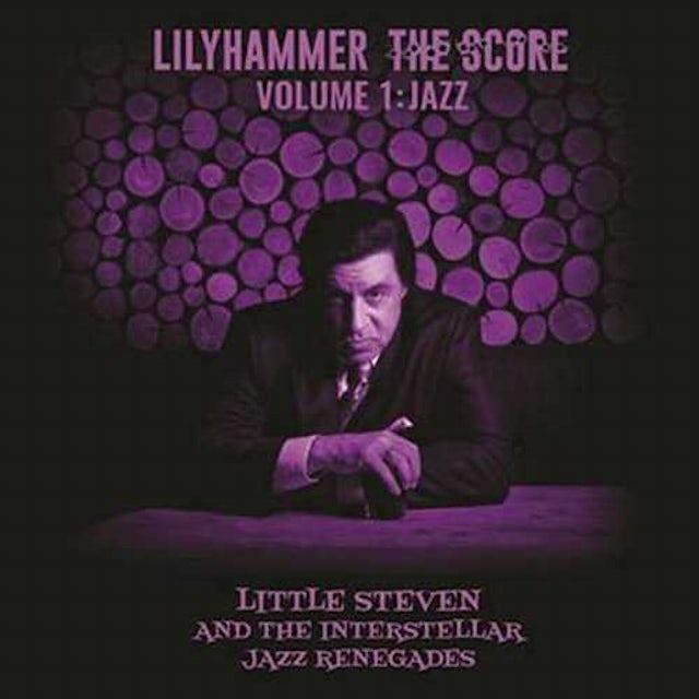 Little Steven LILYHAMMER SCORE 1: JAZZ CD