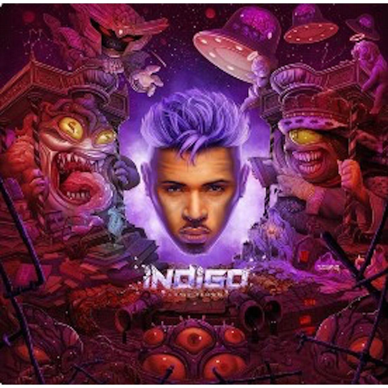 Chris Brown INDIGO CD