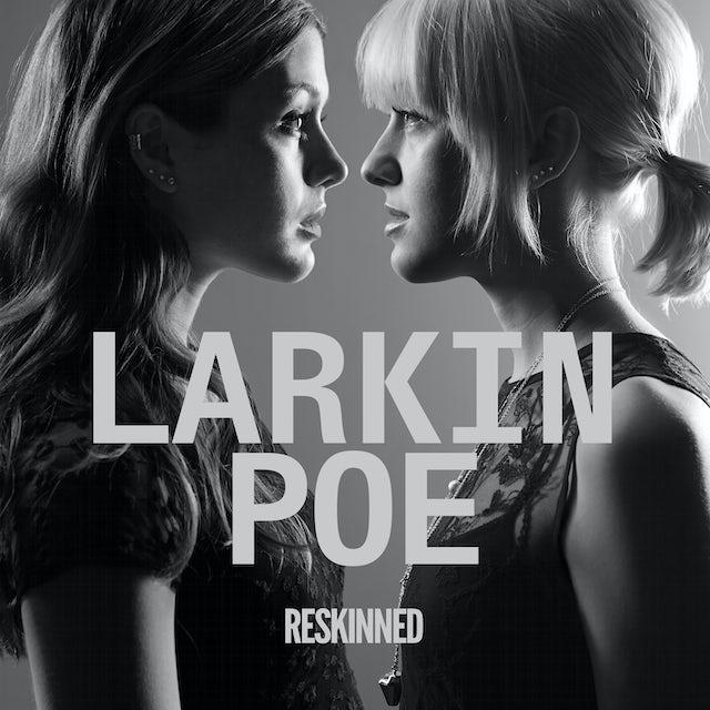 Larkin Poe RESKINNED CD