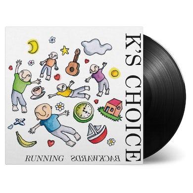 RUNNING BACKWARDS (180G AUDIOPHILE VINYL) Vinyl Record