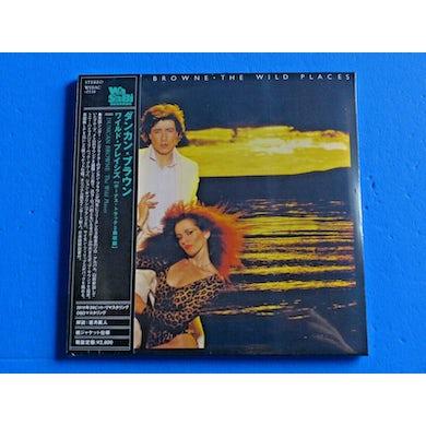 WILD PLACES CD