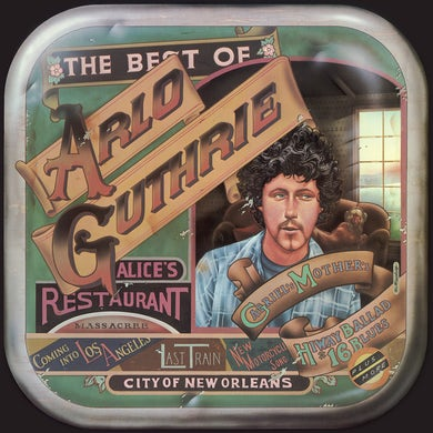 BEST OF ARLO GUTHRIE Vinyl Record