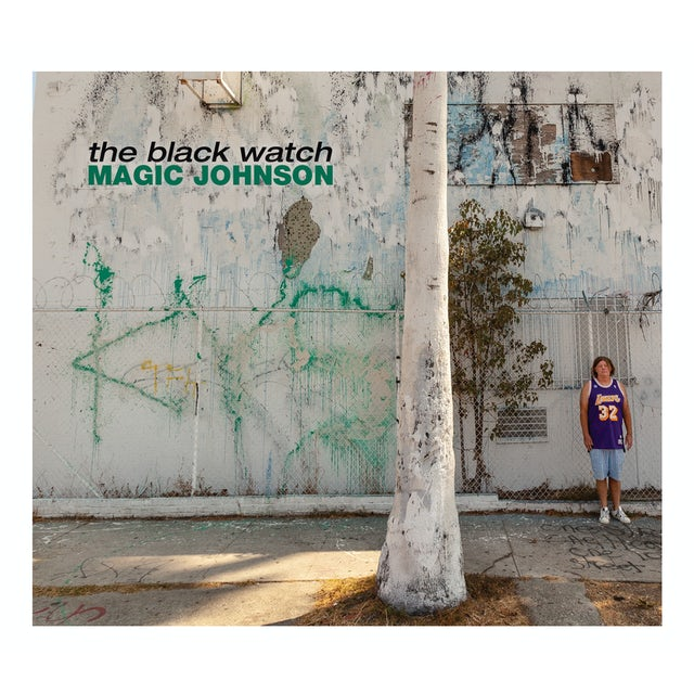 Black Watch MAGIC JOHNSON CD