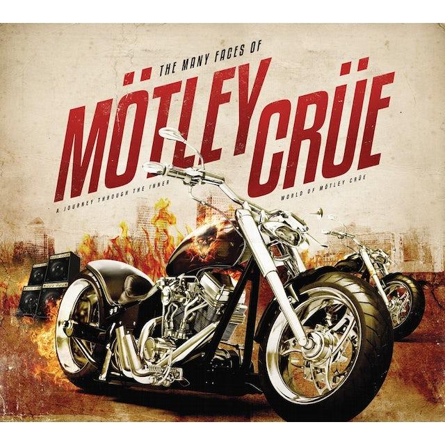 Many Faces Of Motley Crue / Various
