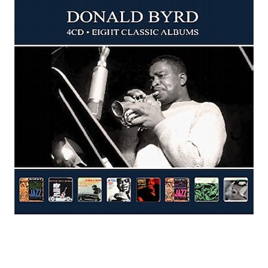 Donald Byrd 8 CLASSIC ALBUMS CD