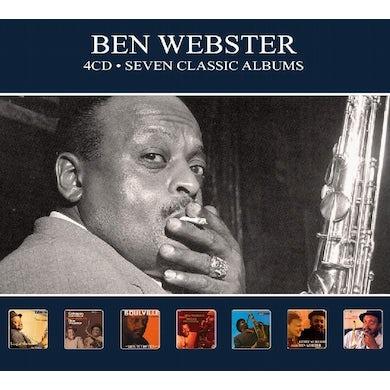 Ben Webster 7 CLASSIC ALBUMS CD