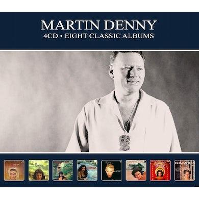 Martin Denny 8 CLASSIC ALBUMS CD