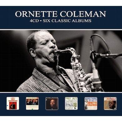 Ornette Coleman 6 CLASSIC ALBUMS CD