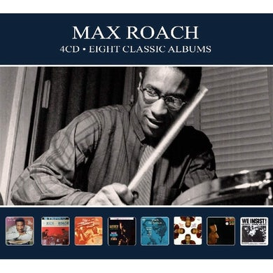Max Roach 8 CLASSIC ALBUMS CD