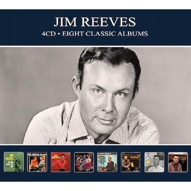 Jim Reeves 8 CLASSIC ALBUMS CD