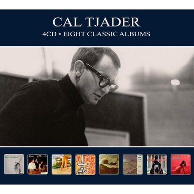 Cal Tjader 8 CLASSIC ALBUMS CD
