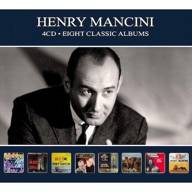 Henry Mancini 8 CLASSIC ALBUMS CD