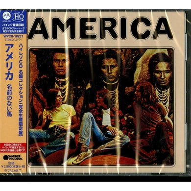 America HORSE WITHOUT NAME CD