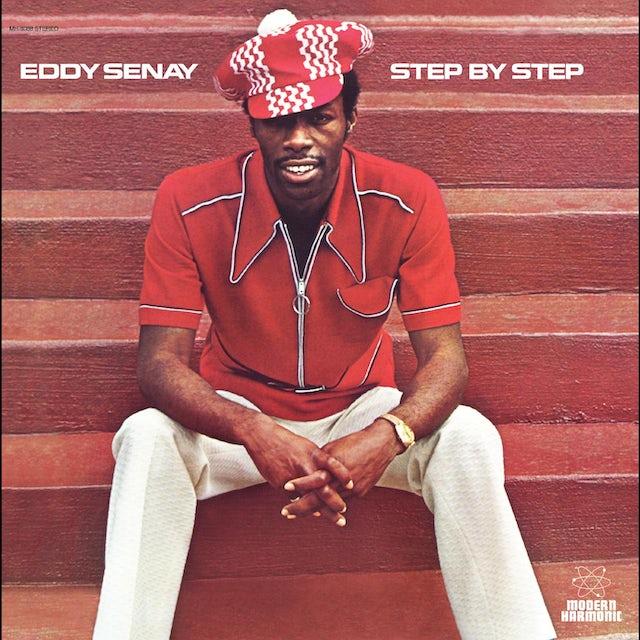 Eddy Senay STEP BY STEP Vinyl Record