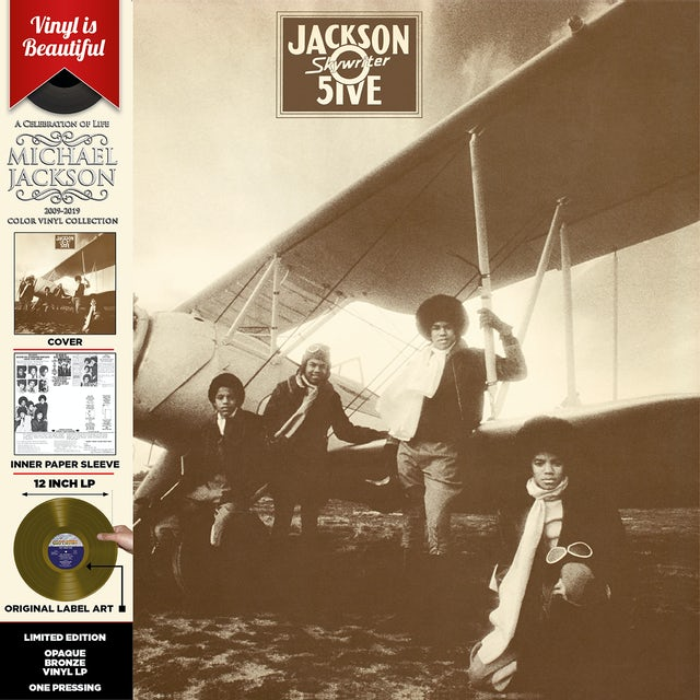 The Jackson 5 SKYWRITER Vinyl Record