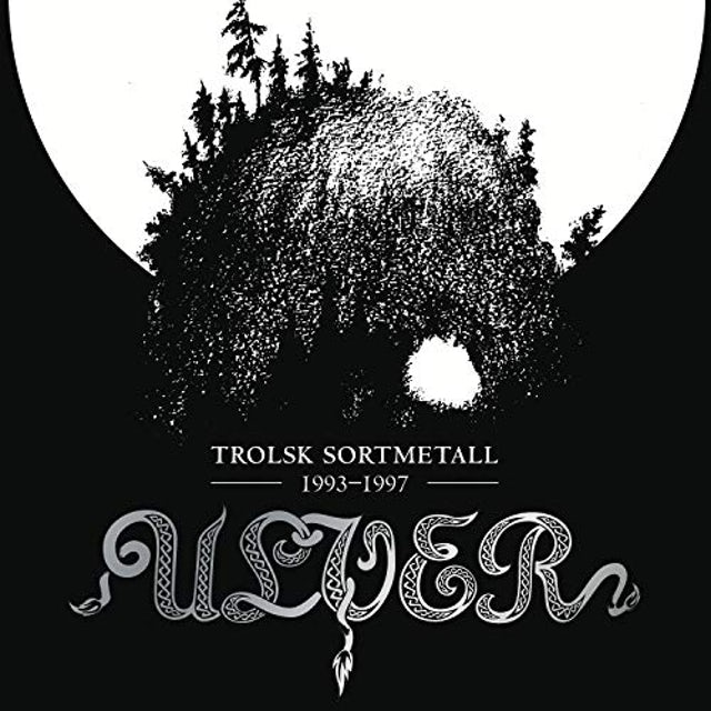 Ulver TROLSK SORTMETALL 1993-1997 CD