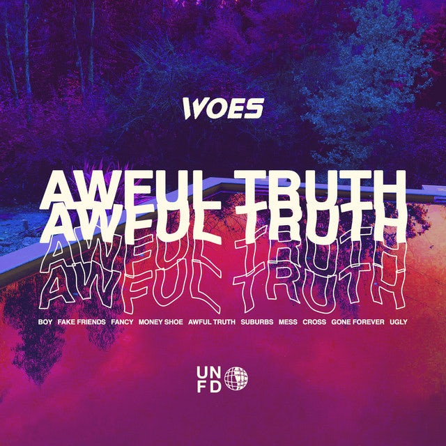Woes AWFUL TRUTH Vinyl Record