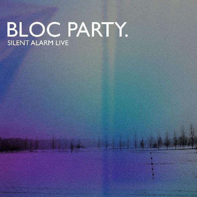 Bloc Party SILENT ALARM LIVE CD