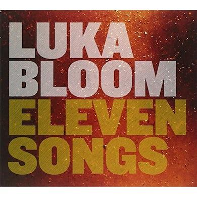 Luka Bloom ELEVEN SONGS CD