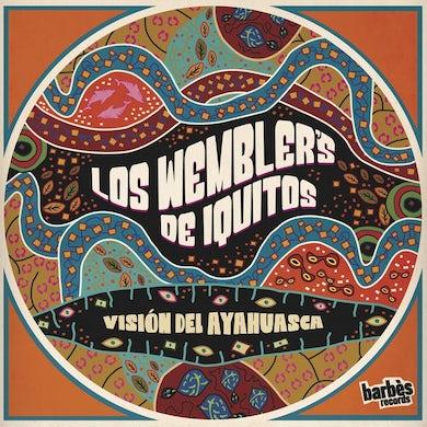 VISION DEL AYAHUASCA Vinyl Record