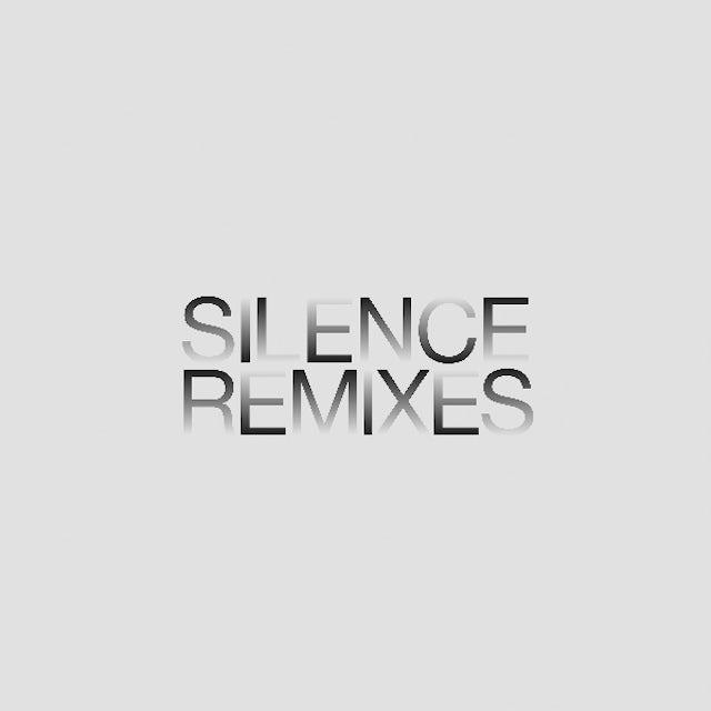 Hunter / Game SILENCE REMIXES Vinyl Record