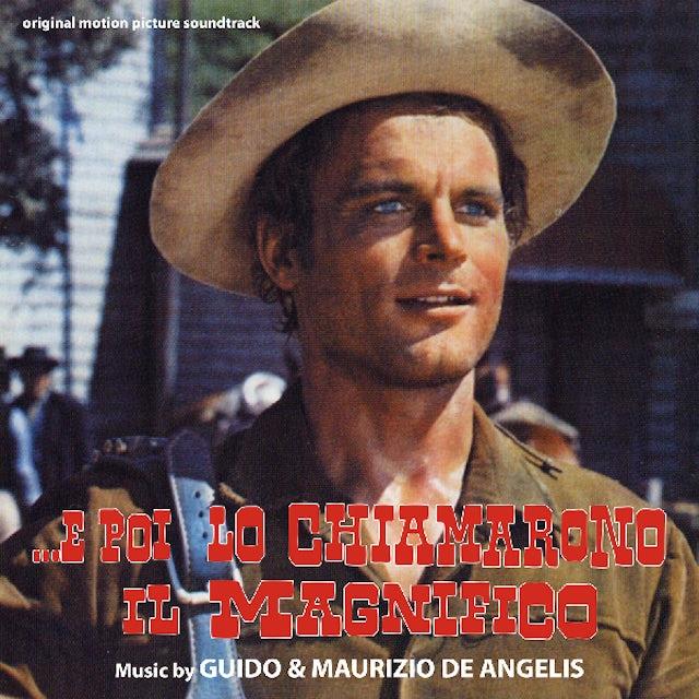 E Poi Lo Chiamarono Il Magnifico / O.S.T. E POI LO CHIAMARONO IL MAGNIFICO / Original Soundtrack Vinyl Record