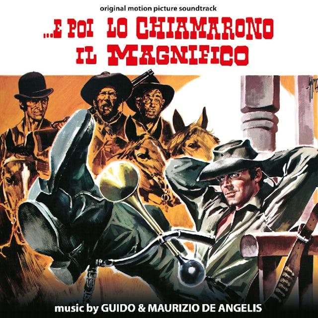 E Poi Lo Chiamarono Il Magnifico / O.S.T. E POI LO CHIAMARONO IL MAGNIFICO / Original Soundtrack CD