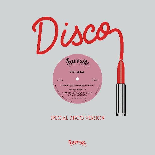 VOILAAA TU MENS DEVANT MOI Vinyl Record