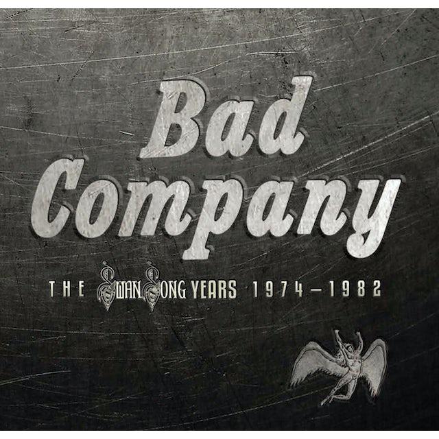 Bad Company SWAN SONG YEARS 1974-1982 CD