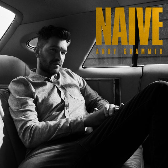 Andy Grammer NAIVE CD
