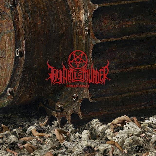 Thy Art Is Murder HUMAN TARGET Vinyl Record