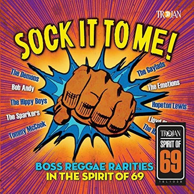 Sock It To Me: Boss Reggae Rarities / Various Vinyl Record