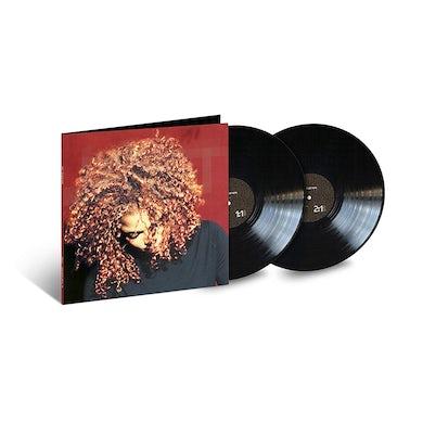 Janet Jackson VELVET ROPE Vinyl Record